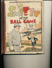 Smitty at the Ball Game Babe Ruth book gd bxbb1