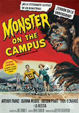 Monster on the Campus NEW PAL/NTSC Cult DVD A. Franz