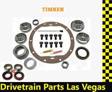 """Timken Master Bearing Rebuild Kit GM 8.6"""" 10 Bolt 99-08 Axle Bearings + Seals"""