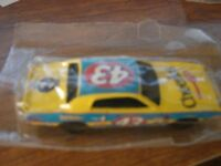 Hot Wheels NASCAR Race Car Petty 43 CHEERIOS 1974 Dodge Charger Cereal Promo