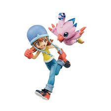 Megahouse Digimon Sora and Piyomon G.E.M. 1/10 scale figure new