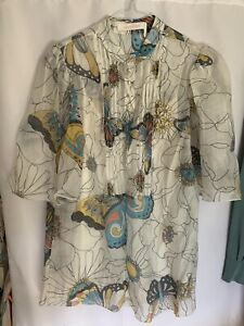 See By Chloe Blouse Size 10 Worn Once !