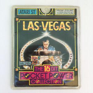 Las Vegas - Atari ST - Complete - 16 bit Pocket Power Collection