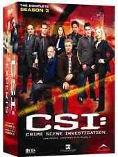CSI: The Complete Third Season (Bilingue) (Bilingual) 6 DVD Set