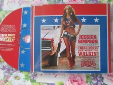 Jessica Simpson These Boots Are Made For Walkin' Sony SAMPCS149971 PROMO CD