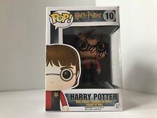 Autographed Funko Pop Harry Potter Triwizard Daniel Radcliffe