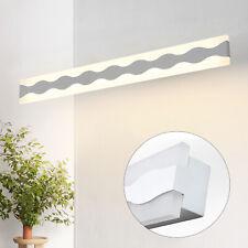 Modern Bathroom Toilet Led Vanity Light Front Mirror Makeup Wall Fixture Lamp