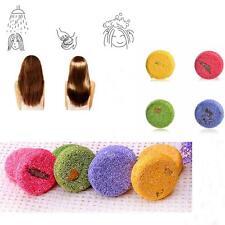 1PC Natural Handmade Hair Healthy Cleaning Herbal 4 Fragrance Shampoo Bar Soap