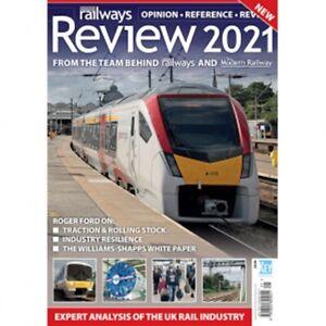 Modern Railways Review 2021 Bookazine