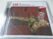 46802 - LOOK OF LOVE (THE VERY BEST OF ABC) - 2001 CD ALBUM 731458623724 - NEU!
