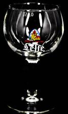"""Leffe Bier, Bierglas, Tasting Glas, 0,15 """"Abbaye de Abbij vav"""""""