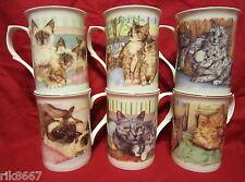 3 Pillowtalk Fine Bone China Mugs Cups Beakers