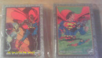 1993 Skybox DC The Return of Superman Filler cards Pick 10 Lot