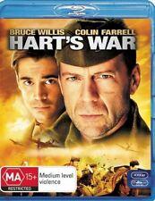 Hart's War (Blu-ray, 2007)Bruce Willis**Terrific Condition
