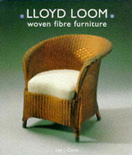 USED (GD) Lloyd Loom: Woven Fibre Furniture by J.Lee Curtis