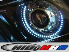 RGB ColorsHIFT Headlights Halo Rings Kit for 2005-2009 Ford Mustang ALL COLORS