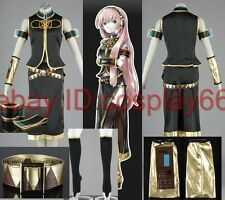 VOCALOID Megurine Luka Cosplay Costume Custom Any Size
