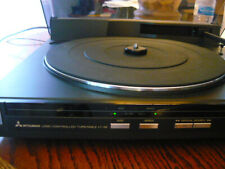 Vintage Mitsubishi LT-46 Linear Tracking Turntable, very clean, working order