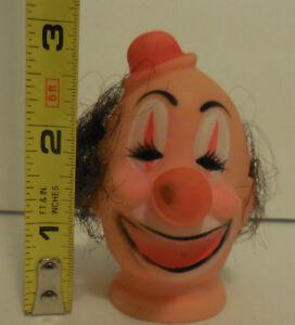 Vintage Clown Face Head Doll NEW