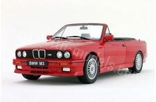 OTTO MOBILE BMW E30 COUPE M3 CABRIOLET Red 1:18 *Almost Sold Out*Last Pcs Left!