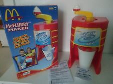 Retro McDonald's Mcflurry Maker In box With Instructions