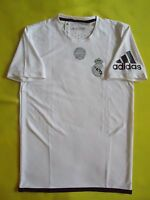 5+/5 REAL MADRID ADIDAS ORIGINAL FOOTBALL TRAINING JERSEY SHIRT CLIMACHILL