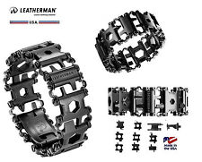 Leatherman :832324 Tread  Balack bracciale  multiuso Made in Usa