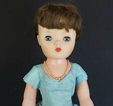 "Vintage 20"" Madame Alexander Maggie Belle Vinyl Head Doll w/Cissy Outfit"