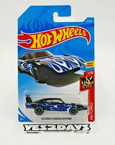 2017 Hot Wheels '69 Dodge Charger Daytona | HW Flames
