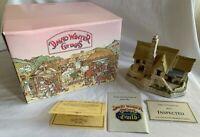 "David Winter Cottages ""Devon Creamery"" 1986 Vintage w/ COA & Box Christmas Gift!"