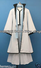 3th Espada Gin Ichimaru Cosplay Costume Size M