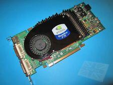 NVIDIA 0T9099 T9099 Quadro FX P317 256MB Dual DVI PCI-E Graphics Card