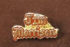 The Lizard King Mr. Mojo Risin' Vintage Jim Morrison Rock'N'Roll Pin The Doors