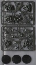 Warhammer 40k demonios de Nurgle nurglings edad de Sigmar (3 Modelos)