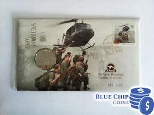 2016 UNC 50c 1962 - 1975 VIETNAM WAR PNC ANDA SHOW OVERPRINT