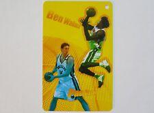 NBA Detroit Pistons BEN WALLACE & Memphis Grizzlies PAU GASOL Basketball Card