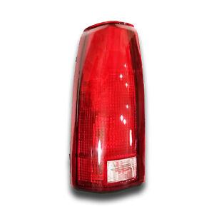 Fits GMC C K 1500 2500 Pickup Yukon Left Driver Side Tail Light Lamp Assembly LH