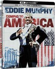 PRE-ORDER Coming To America [New 4K UHD Blu-ray] 4K Mastering, Steelbook, Subtit