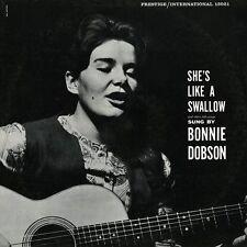 Bonnie Dobson - She's Like A Swallow (CDWIKD 324)