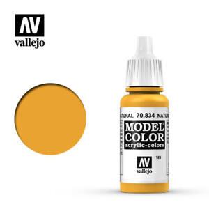 Vallejo Model Color 834 - Natural Wood Grain (70.834) 17ml