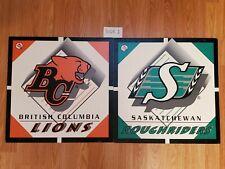 CFL 1995 Team Tiles