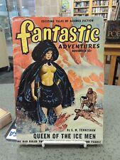 Vintage Pulp Fantastic Adventures November 1949 Volume 11 Number 11 Sci. Fiction