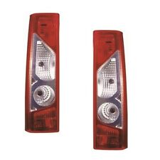 For Peugeot Expert Mk2 Van 2007-On Rear Back Tail Lights Lamps 1 Pair O/S & N/s