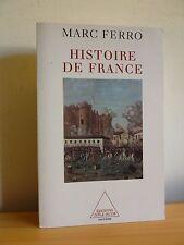 M* HISTOIRE DE FRANCE * Marc FERRO * Ed. Odile Jacob