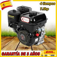 4tiempos 7.5hp Motor de gasolina 210ccm Motor de barco OHV Con alarma de aceite