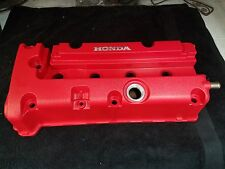 K20 K24 valve cover jdm rsx civic accord Type R red powder coat
