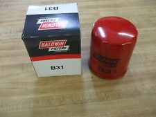 Baldwin B31 Engine Oil Filter Free Shipping!!