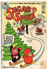 Sugar & Spike #95 (Apr-May 1971, DC) Good