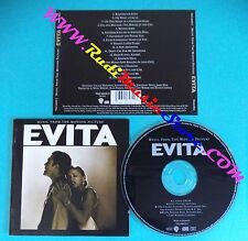 CD Andrew Lloyd Webber And Tim Rice Evita 9362-46432-2 EU 1996 no lp dvd(OST2)
