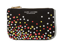 Marc Jacobs Fragrances Black Makeup Cosmetics Bag, Brand New!